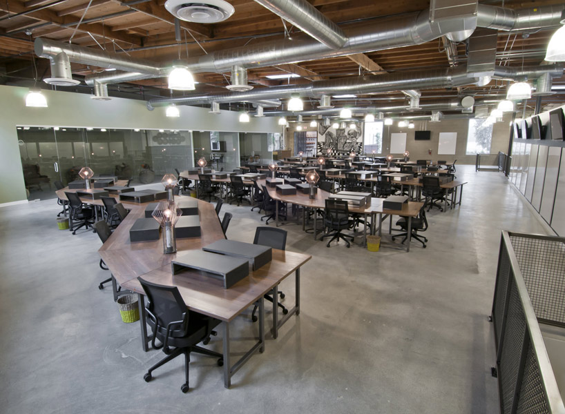 Culver City Creative office space for tech startups HQ Creative
